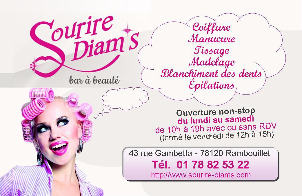 Sourire Diam S Bar A Beaute A Rambouillet Institut De
